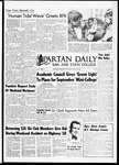 Spartan Daily, March 26, 1968 by San Jose State University, School of Journalism and Mass Communications