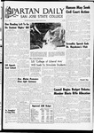 Spartan Daily, March 29, 1968 by San Jose State University, School of Journalism and Mass Communications