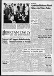 Spartan Daily, May 1, 1968 by San Jose State University, School of Journalism and Mass Communications