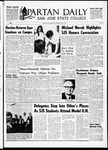 Spartan Daily, May 6, 1968 by San Jose State University, School of Journalism and Mass Communications