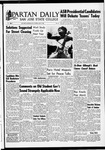 Spartan Daily, May 7, 1968 by San Jose State University, School of Journalism and Mass Communications