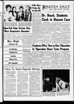 Spartan Daily, May 9, 1968 by San Jose State University, School of Journalism and Mass Communications
