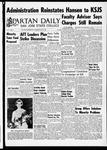 Spartan Daily, May 15, 1968