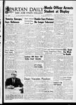 Spartan Daily, May 16, 1968