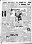 Spartan Daily, May 17, 1968 by San Jose State University, School of Journalism and Mass Communications