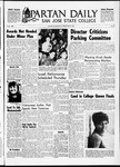 Spartan Daily, May 21, 1968 by San Jose State University, School of Journalism and Mass Communications