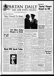 Spartan Daily, May 22, 1968