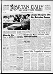 Spartan Daily, May 23, 1968