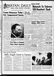 Spartan Daily, May 24, 1968 by San Jose State University, School of Journalism and Mass Communications