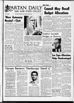 Spartan Daily, May 27, 1968 by San Jose State University, School of Journalism and Mass Communications
