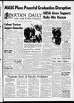 Spartan Daily, May 28, 1968