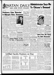 Spartan Daily, May 29, 1968