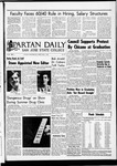 Spartan Daily, May 31, 1968 by San Jose State University, School of Journalism and Mass Communications
