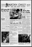 Spartan Daily, November 1, 1968