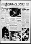 Spartan Daily, November 4, 1968