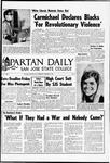 Spartan Daily, November 13, 1968