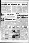 Spartan Daily, November 14, 1968