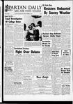 Spartan Daily, November 15, 1968