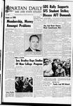 Spartan Daily, November 18, 1968