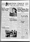 Spartan Daily, November 20, 1968