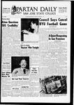 Spartan Daily, November 21, 1968