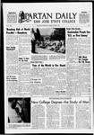 Spartan Daily, October 1, 1968