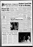 Spartan Daily, October 2, 1968 by San Jose State University, School of Journalism and Mass Communications
