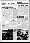 Spartan Daily, October 4, 1968 by San Jose State University, School of Journalism and Mass Communications