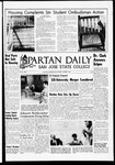 Spartan Daily, October 7, 1968 by San Jose State University, School of Journalism and Mass Communications