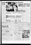 Spartan Daily, October 9, 1968