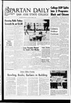 Spartan Daily, October 11, 1968