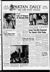 Spartan Daily, October 14, 1968 by San Jose State University, School of Journalism and Mass Communications