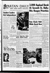 Spartan Daily, October 15, 1968