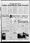 Spartan Daily, October 16, 1968 by San Jose State University, School of Journalism and Mass Communications