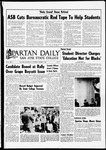 Spartan Daily, October 17, 1968 by San Jose State University, School of Journalism and Mass Communications