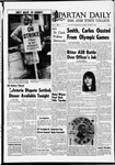 Spartan Daily, October 21, 1968 by San Jose State University, School of Journalism and Mass Communications