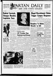 Spartan Daily, October 24, 1968