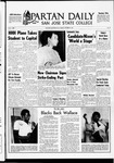 Spartan Daily, October 29, 1968 by San Jose State University, School of Journalism and Mass Communications