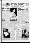Spartan Daily, October 29, 1968