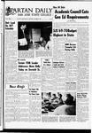 Spartan Daily, October 30, 1968