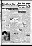 Spartan Daily, October 31, 1968 by San Jose State University, School of Journalism and Mass Communications