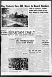 Spartan Daily, September 23, 1968 by San Jose State University, School of Journalism and Mass Communications