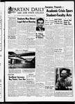 Spartan Daily, September 25, 1968