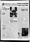 Spartan Daily, September 27, 1968 by San Jose State University, School of Journalism and Mass Communications