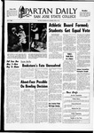 Spartan Daily, April 10, 1969 by San Jose State University, School of Journalism and Mass Communications