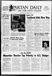 Spartan Daily, April 14, 1969 by San Jose State University, School of Journalism and Mass Communications