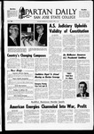 Spartan Daily, April 17, 1969 by San Jose State University, School of Journalism and Mass Communications