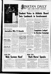 Spartan Daily, April 22, 1969 by San Jose State University, School of Journalism and Mass Communications