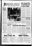 Spartan Daily, April 23, 1969 by San Jose State University, School of Journalism and Mass Communications
