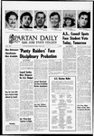 Spartan Daily, April 29 1969 by San Jose State University, School of Journalism and Mass Communications